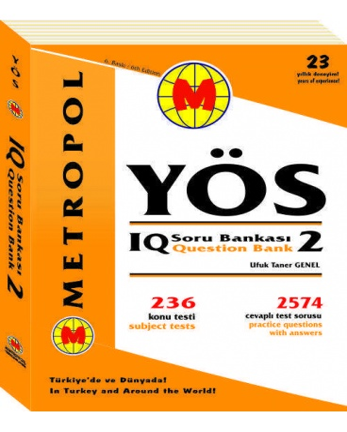 YÖS IQ SORU BANKASI - 2